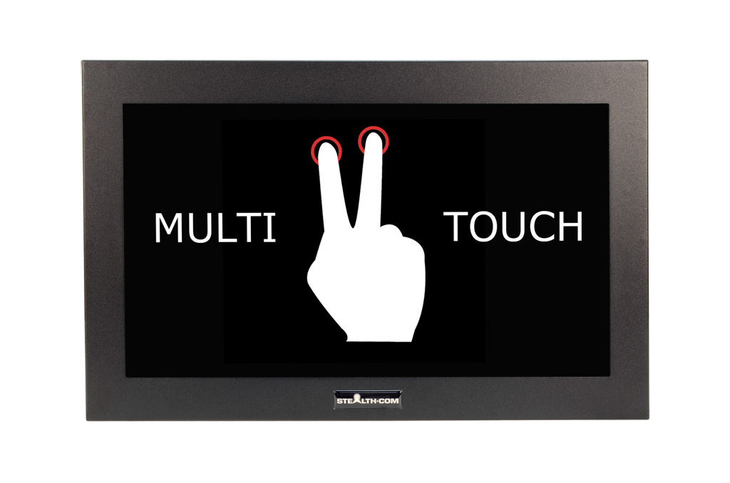 "21.5"" Multi-Touch Panel Mount LCD"