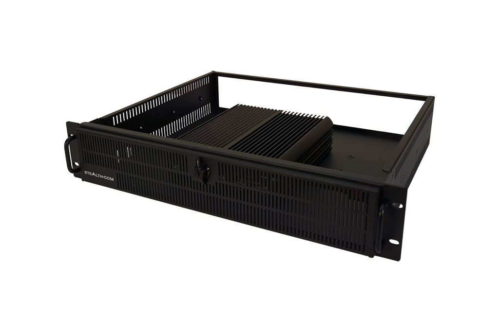 wide temperature Rackmount PC